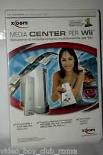 MEDIA CENTER PER WII PROGRAMMA USATO OTTIMO PC CD EDIZIONE ITALIANA GD1 36705