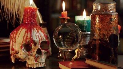 POWERFUL REVENGE CURSE SPELL CAST 100% AUTHENTIC SANTA MUERTE CANDLE MAGICK    eBay