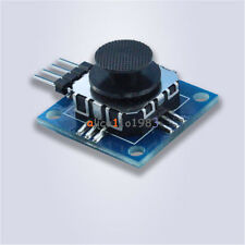New Psp 2 Axis Analog Thumb Game Joystick Module 3v 5v For Arduino Psp