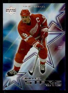 2001-02-Upper-Deck-Skilled-Stars-SS15-Steve-Yzerman-Red-Wings-ref-34017