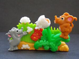 Jouet Kinder Puzzle 3d Fleurs 653365 Allemagne 1999 +bpz Yvbgf6fi-08004555-543877575