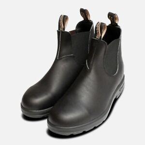 Aktiv Round Toe Black Blundstone 510 Chelsea Boots Weder Zu Hart Noch Zu Weich