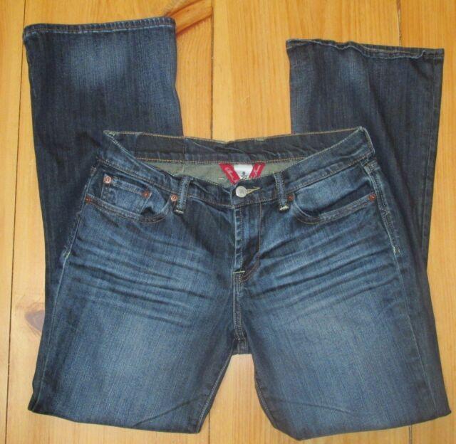 Lucky Brand Womens Jeans Sweet N' Low Boot Cut Size 8 29 Medium Blue Wash Denim