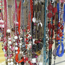 Wholesale & Job Lots 30 Lovely Chunky Beads Necklaces Various Colours & Styles