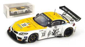 Spark Sp072 Bmw Z4 Gt3 'roal Motorsport' Portugal 2014 - Alex Zanardi 1/43 Échelle 9580006700728