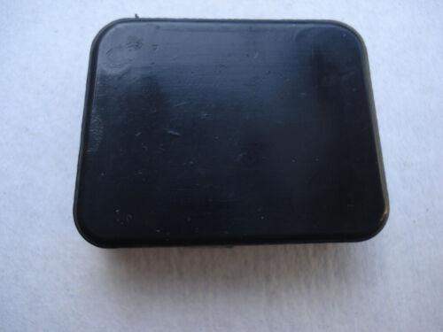 Lot de 16 embouts enveloppants pour fer plat 30x4mm noir patin chaise metal