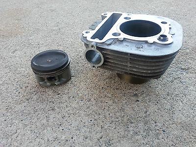 2005 YAMAHA BRUIN 250 2X4 CYLINDER JUG BARREL PISTON ENGINE 05 A125