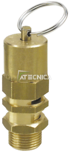 """Valve Safety Pre-calibrated /& Sealed Fiac 565//4 M 3//8 /"""" Compressed Air"""
