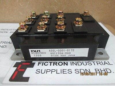 Business & Industrial Original Fuji 6DI120A-060 power module Other ...