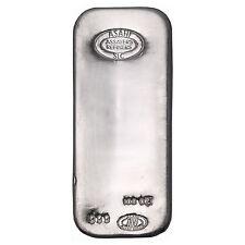 Asahi 100oz .999 Silver Bar