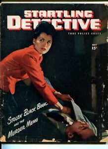STARTLING-DETECTIVE-1946-MAY-GOOD-GIRL-ART-COVER-G