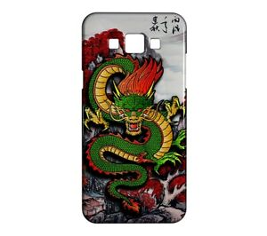 Détails sur Coque rigide pour Galaxy Core Prime Asian Dragon Concept Art 09