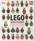 LEGO (R) Minifigure Year by Year A Visual History von Daniel Lipkowitz und Gregory Farshtey (2013, Gebundene Ausgabe)