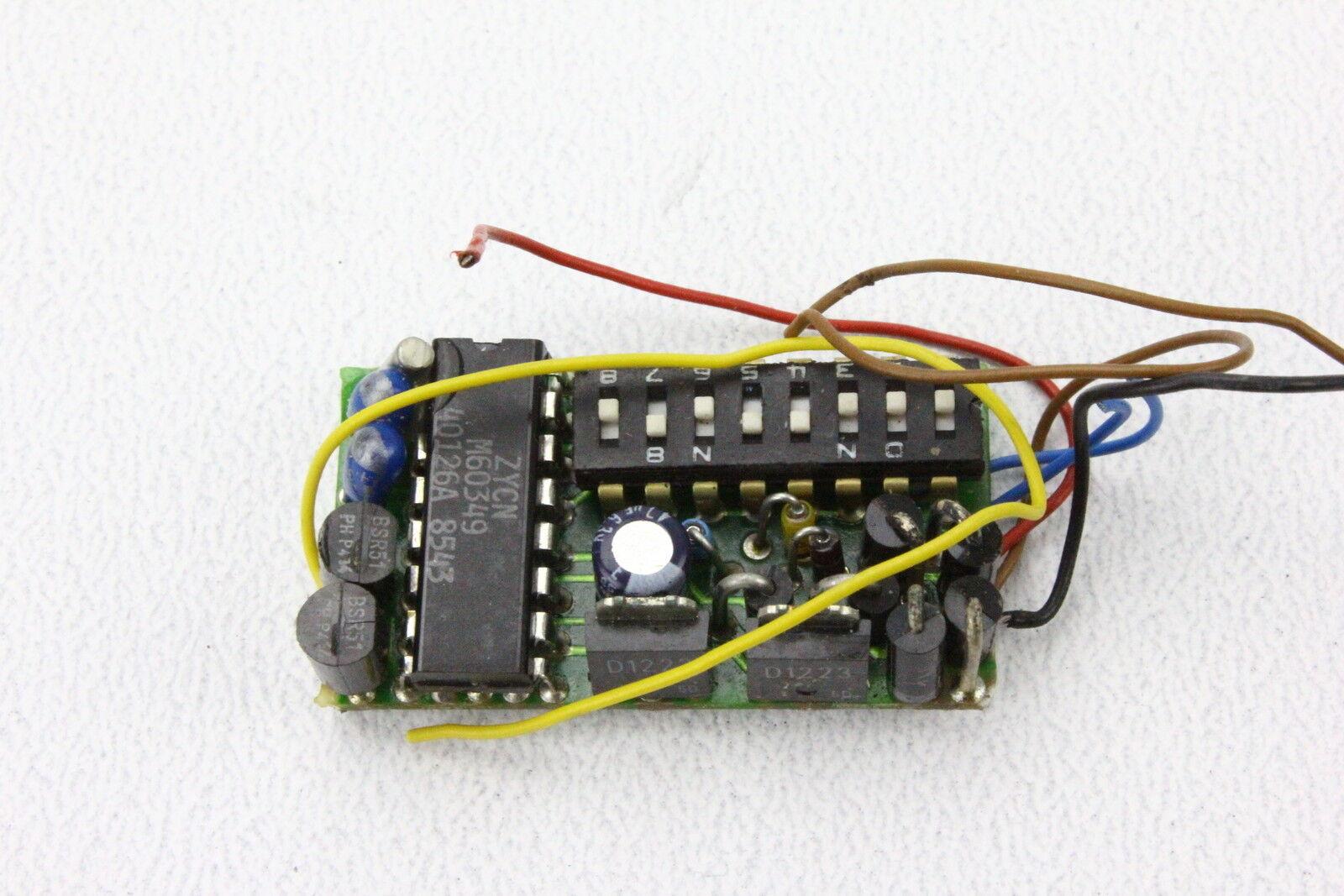 Märklin 60287 Digitaldecoder für Dampflok 3615 3684 3084 BR 50 3143 BR 050 082-7