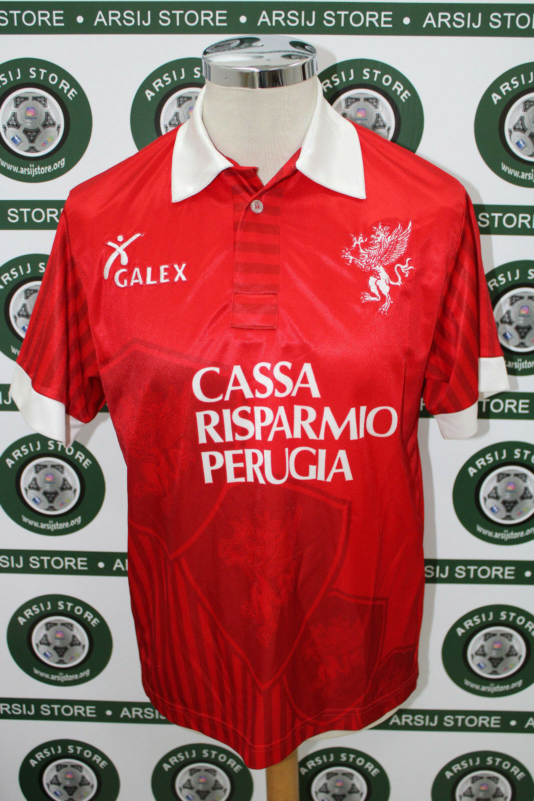 d58f9beb82d Maglia shirt maillot trikot PERUGIA NEGRI camiseta calcio nnedsw4834 ...