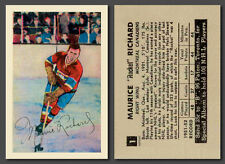 Maurice Richard #1, Reprint, Parkhurst 1952-53 mint condition