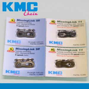 KMC-Bicycle-Chain-Connector-Missing-Link-8s-9s-10s-11s-fits-SRAM-Shimano