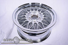 BMW 740 750 Chromed Wheel Rim 16x8 BBS Mesh 59207