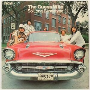 NEW-CD-Album-The-Guess-Who-So-Long-Bannatyne-Mini-LP-Style-Card-Case