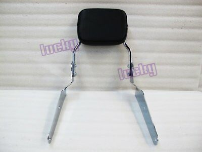 Backrest Sissy Bar for Yamaha RoadStar Warrior XV1700 PC PCM 02-10 lu#L