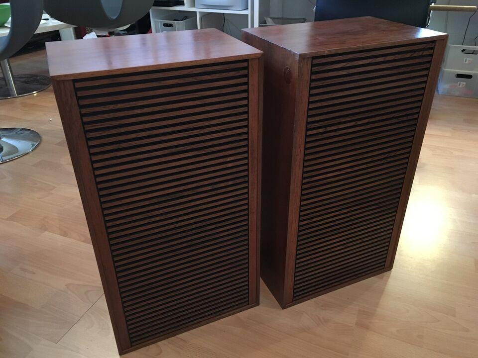Højttaler, Grundig, HiFi-Lautsprecher-Box 740