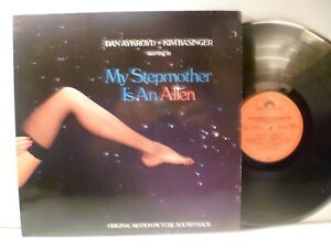 LP-OST-My-Stepmother-Is-An-Alien-1988-Neuzustand-Mint