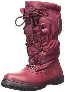 Womens Boots COACH Sage Black/Cherry Rubber