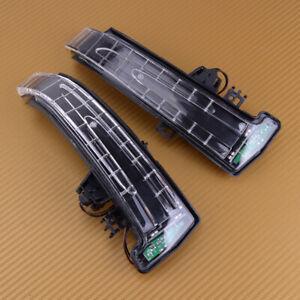 Paar-Spiegel-Seitenspiegel-Indikator-Blinker-Fuer-Mercedes-Benz-W204-W212-W221