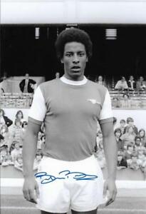 BRENDON BATSON ARSENAL  SIGNED 12 X 8 INCH PHOTO  EARLY CAREER - BERKSHIRE, United Kingdom - BRENDON BATSON ARSENAL  SIGNED 12 X 8 INCH PHOTO  EARLY CAREER - BERKSHIRE, United Kingdom