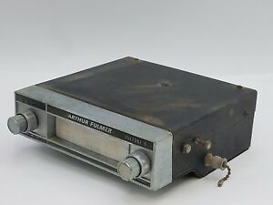 Vintage-Arthur-Fulman-Fultone-8-Track-Stereo-Player-Auto-Car-OEM-12V-15-754