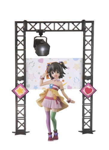 Figure Set The Idolmaster Cinderella Girls Miria Akagi w// Stage Decoration Ver