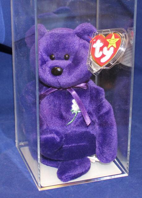 Princess Authenticated (l3) PVC - 1st Ed. China Ty Beanie Baby  43c8da42ac6