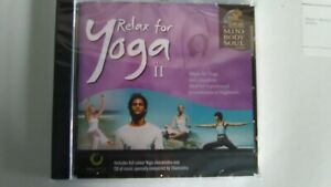 Details about New World Music Mind Body Soul Series CD - Relax For Yoga  Vol  2 - 112/19