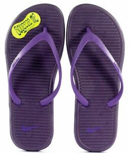 save off 538be 66846 Details about NEW NIKE SOLARSOFT thong wmn USsz: 9 Sandals Slippers  Flip-Flops 488161-504