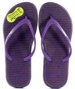 save off 66e47 a3dc7 Details about NEW NIKE SOLARSOFT thong wmn USsz: 9 Sandals Slippers  Flip-Flops 488161-504