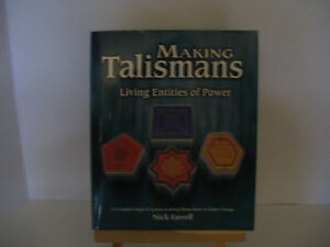 Making-Talismans-Living-Entities-of-Power-by-Nick-Farrell-2001-Paperback
