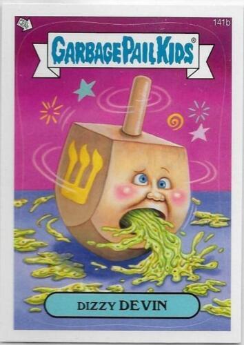 Garbage Pail Kids Nova Série 3 # s 141-150 A /'s//B/' s a sua escolha de 3