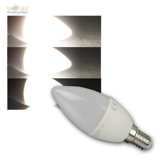 Ampoules DEL 3-Niveaux-DIMM gu10//e27//e14 variateur au sans interrupteur!