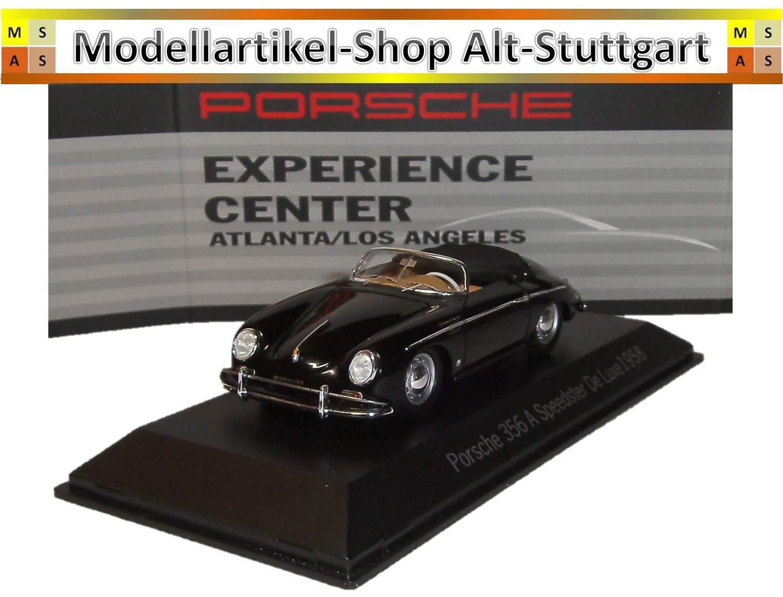 al precio mas bajo Porsche 356a 356a 356a Speedster de Luxe 1958 Spark 1 43 map02018615 nueva de fábrica  Venta en línea precio bajo descuento