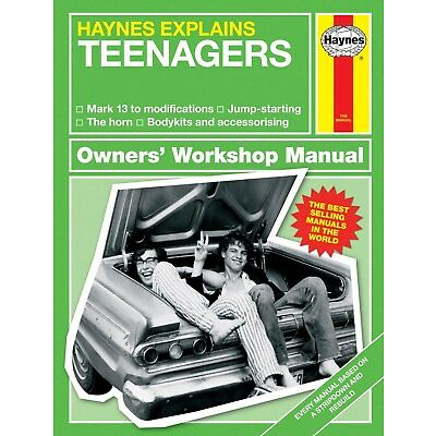 Haynes Explains Teenagers H6103