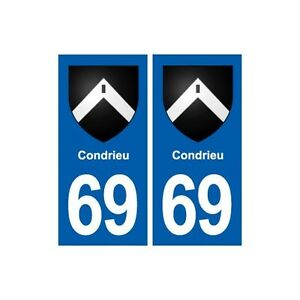 69-Condrieu-blason-autocollant-plaque-stickers-ville-arrondis