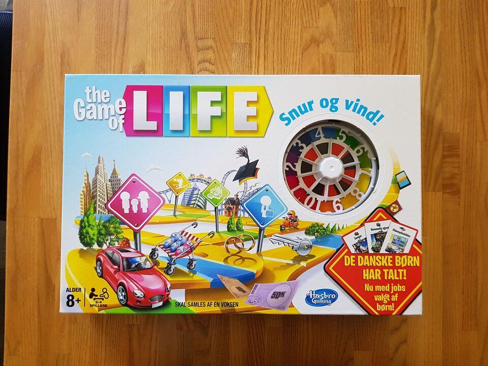 The Game Of Life, brætspil