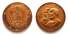 Medaglia Sovereign Grand Commanders Albert Pike - Henry C. Clausen 1983 Morals,