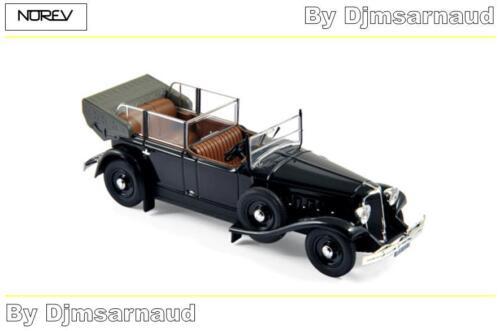 NO 519549 Echelle 1//43 Renault Reinastella de 1936 Albert Lebrun NOREV