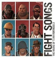 Fight Songs: The Music Of Team Fortress 2 [new Vinyl Lp] on Sale