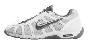 Image is loading Nike-Air-Zoom-Fencer-Grey-Fencing-Shoes-321088- 8080a0d58