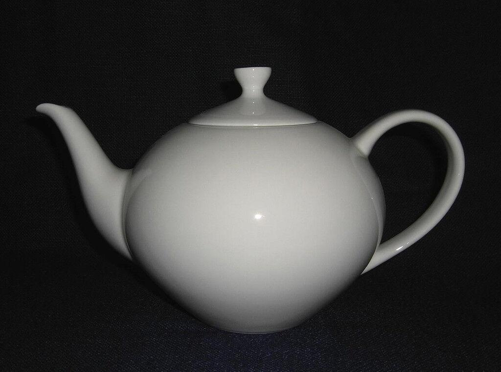 Arzberg Porcelaine Forme 2000 Blanc Théière 1,4 l (6 personnes)