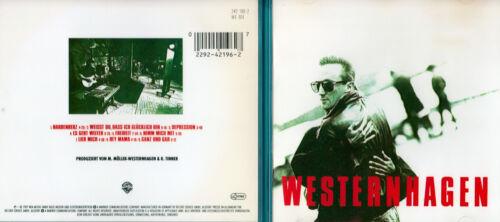 1 von 1 - Westernhagen M.M. - CD - Westernhagen - CD von 1987 - ! ! ! ! !
