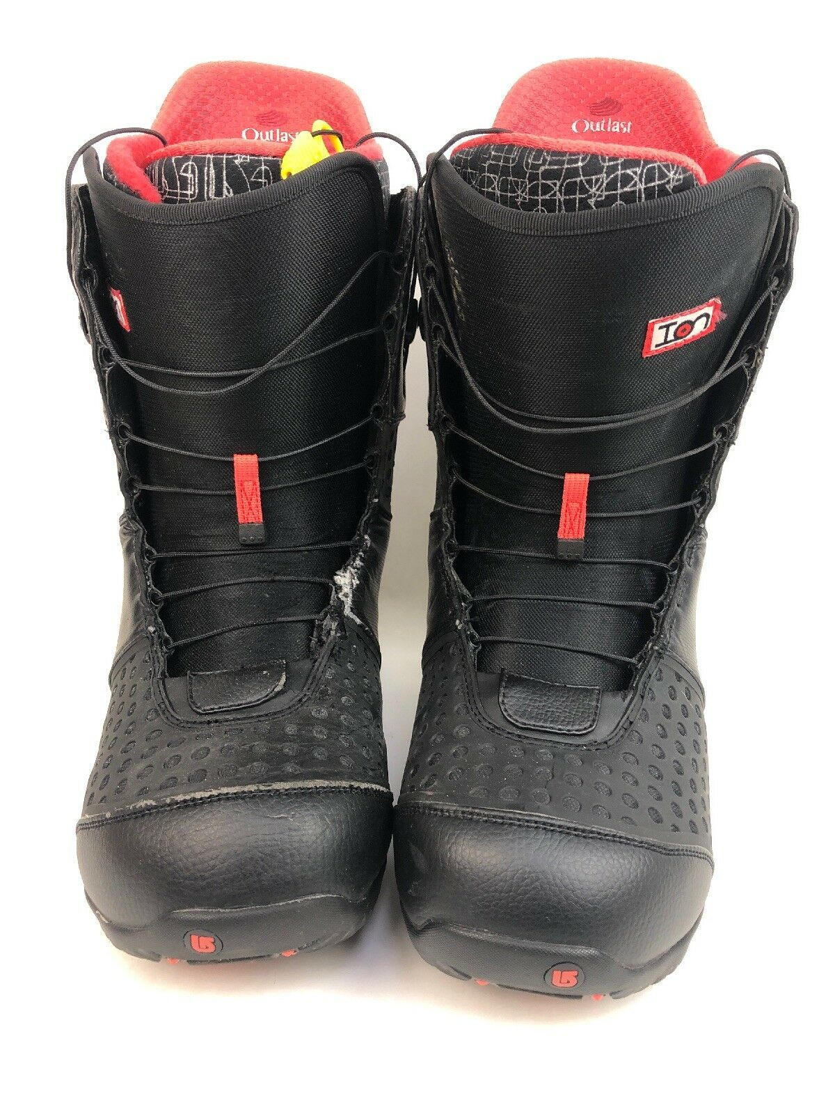 Burton Ion Men's Snowboard Boots Size 12.0 - Fast Shipping -Excellent Condition