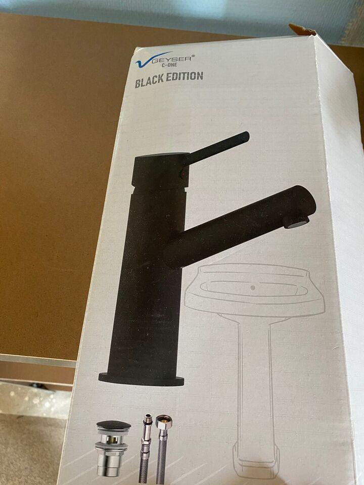 Andre armaturer, Geyser håndvaskarmatur